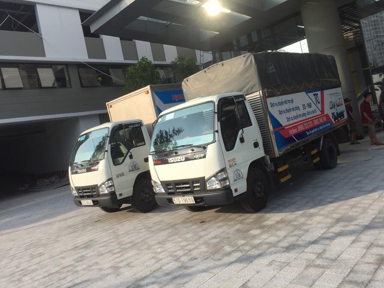 Toàn Cầu chuyên cung cấp dịch vụ cho thuê xe tải