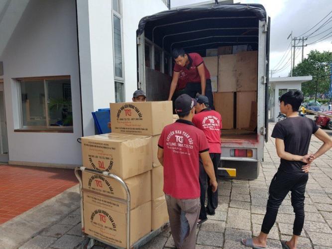 Dịch vụ chuyển nhà giá rẻ uy tín chất lương