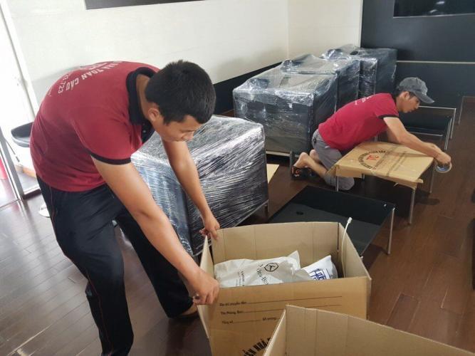 Dịch vụ đóng gói dọn nhà trọn gói chất lượng